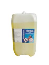 Aqua Blue CHLOR Super roztok - prostředek k trvalé dezinfekci bazénové vody 20 l