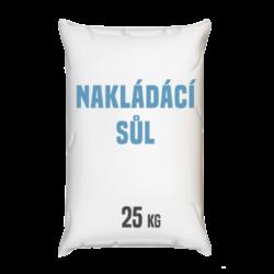 Nakládací sůl 25 kg