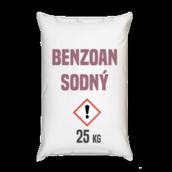 Benzoan sodný, silážní prostředek ke kvašení 25 kg