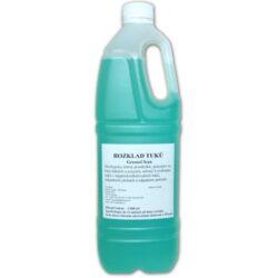 BioClean Grease Clean - přípravek na rozklad tuků1 l-Biologický čistič potrubí je jedinečný přípravek, který čistí kanalizační potrubí odstraněním tukových nánosů uložených v potrubí, sifonech nebo separátorech. Na stěnách trubek vytváří biologickou membránu, která zabraňuje opětovnému ukládání tuků do kanalizace, odstraňuje nepříjemné pachy. Ideální pro uživatele domácích čistíren.