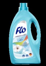 FLO Color tekutý prací prostředek na barevné oblečení 2l