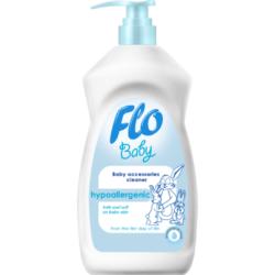 FLO BABY přípravek na mytí dětských láhví a nádobí 500 ml