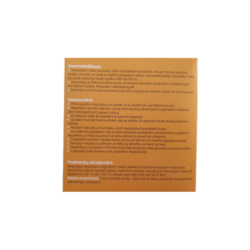 AD respirátor FFP2 bílý 25 ks(INTAD-2022-25)
