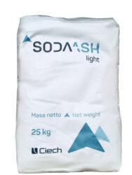 Uhličitan sodný, kalcinovaná soda 25 kg(KC-00014)