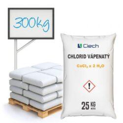 Distripark Chlorid vápenatý, dihydrát 300 kg