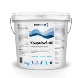 Koupelová magneziová sůl 8 kg distripark