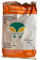 Kyselina citronová 25 kg(KOS-00001)
