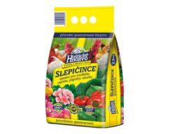 Slepičince HOŠTICKÉ granulované Forestina 2,5 kg-Hoštické slepičince granulované 2,5 kg - Přírodní hnojivo, které obsahuje fermentovaný slepičí trus a díky vysokému obsahu fosforu zaručuje bohaté nasazení květů a velkou úrodu. Je vhodné i k základnímu vyhnojení půdy buď na jaře, nebo při její podzimní přípravě.