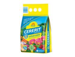 Hnojivo CERERIT MINERAL univerzální 5 kg-Univerzální granulované hnojivo CERERIT MINERAL 5 kg - Granulované bezchloridové hnojivo se stopovými prvky je určeno k výživě ovoce, zeleniny, chmele a okrasných rostlin.