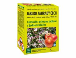 Jablko Zahrady Čech 2x20g + 2x10g + 10ml
