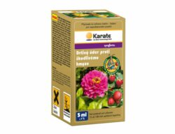 Syngenta Karate ZEON 5CS k hubení hmyzu 5 ml