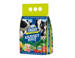 Hnůj kravský HOŠTICKÝ 6 kg