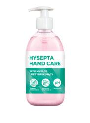Dezinfekce rukou Hysepta Hand Care 0,5 l