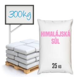 Sůl himalájská, růžová, jemnozrnná 300 kg-Himalajská sůl (růžová a jemnozrnná) značky Eco Farma je považována za nejzdravější sůl na světě. Její léčebné vlastnosti dávno našly uplatnění v přírodní medicíně v Pákistánu, odkud pochází. Himalájská sůl se těží v hloubce asi 500 metrů pod zemí, kde se nacházejí její ložiska. Sůl je ručně těžená a ve svém složení neobsahuje žádné nečistoty.
