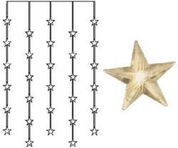 LED závěs s hvězdami(ST2006-74-1)