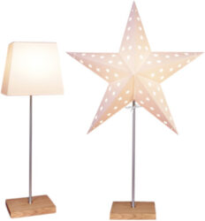 Lampa Leo stínítko + hvězda(ST233-07)