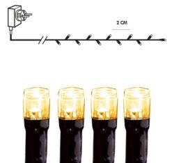 Světelný řetěz zlatý Golden Warm White 800 LED, 16 m(ST594-12)