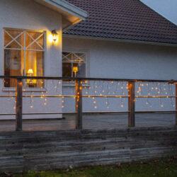 Světelné rampouchy Golden Warm 480 LED(ST594-20)