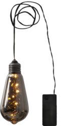 Světelná dekorace Glow kouřová(ST700-07)