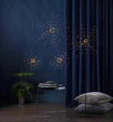 Světelná dekorace Firework 50 cm x 50 cm(ST710-03-1)