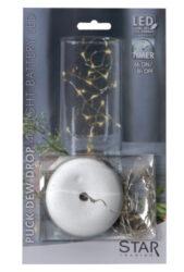 Světelná dekorace Dew Drop do nádoby 40 LED(ST728-19)