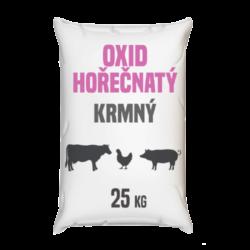 Oxid hořečnatý, krmný 25 kg