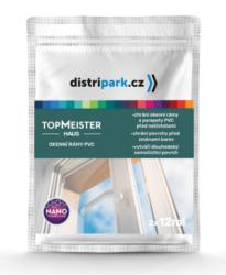 TopMeister Haus - ubrousky k impreg. okenních rámů PVC 2 x 12 ml
