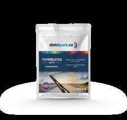 TopMeister Moto nanostěrače - ubrousky k čišt. autoskla 2x12ml